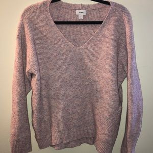 ‼️MOVING SALE‼️ Old Navy pink Sweater